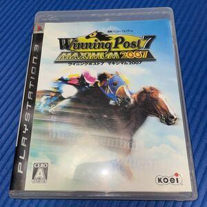 ウイニングポスト7 PS3