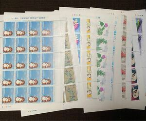 記念切手14,880円分