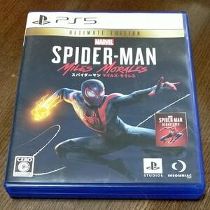 PS5 スパイダーマン