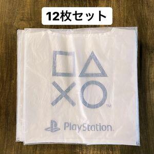 プレステ5 エコバッグ12枚 Amazon限定 プレイステーション5 エコ袋 PlayStation 5 PS5 ノベルティ
