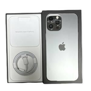 ★iPhone 12 Pro Max 512GB グラファイト 美品★