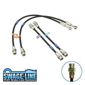 スウェッジライン スチール/ブラック フォレスター SJG 4WD ~13/03/31 生産車 2.0XT(型式:SJG) *4