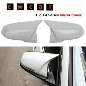 ![ free shipping ]BMW F20 F22 F30 F31 F34 F32 F33 F36 E84 X1 M3M4 look mirror cover exchange M type after market goods white white