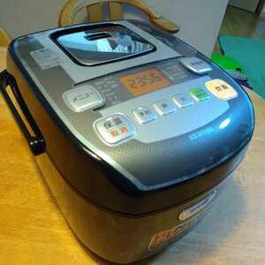 送料無料 圧力IH炊飯器 IRIS RC-PA50-B 2020年製 5.5合炊き 美品 アイリスオーヤマ 炊飯器