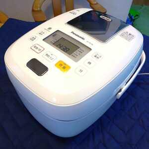 送料無料 圧力IH炊飯器 おどり炊き パナソニック SR-PB106 2018年製 5.5合炊き Panasonic 圧力IH 可変