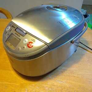 送料無料 圧力IH炊飯器  HITACHI RZ-FG18J 1升 2006年製 難あり 圧力IH