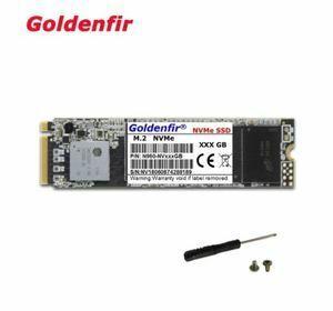 SSD Goldenfir M.2 NVMe PCI-E 256GB 新品未開封 高速 2280 TLC 3D NAND 内蔵 デスクトップ ノートPC