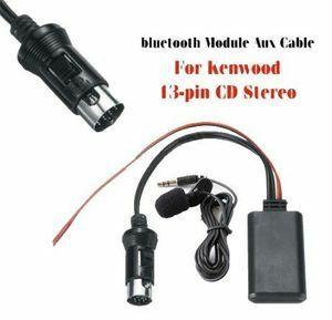 a647 bluetooth aux приемник аудио ресивер адаптер KENWOOD Kenwood 13Pin
