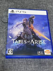 PS5 TALES of ARISE テイルズ オブ アライズ 特典未使用