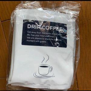 ドリップコーヒー DRIP COFFEE 10杯
