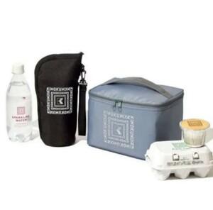 KINOKUNIYA 紀伊國屋保冷・保温機能付きバッグ&ペットボトルホルダーセット