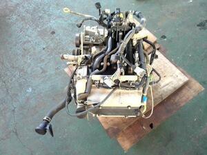 キャリィ EBD-DA65T  エンジン K6A  86.991Km ※個人宅配送不可※