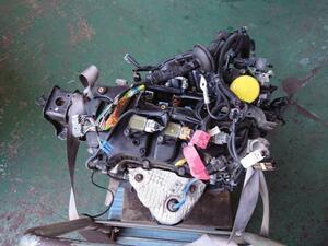 ミラ HBD-L275V エンジン KF-VE エキマニ欠品   88.124Km ※個人宅配送不可※