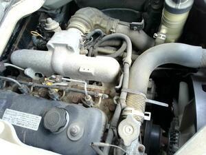 タイタン U-WGLAT エンジン SL 43.119Km ※個人宅配送不可※ 入金確認後翌々日発送