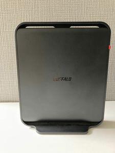 BUFFALO WiFi 無線LAN ルーター WHR-1166DHP4 11ac ac1200 866+300Mbps