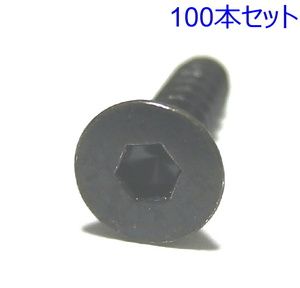 六角穴タッピングビスM3×12mm【100本セット】