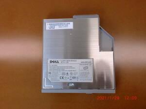 【未使用/送料無料】DELL 着脱式&USB外付けフロッピーディスクドライブ MPF82E