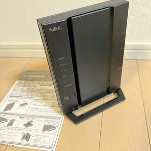 NEC PA-WG2600HP3 無線ルーター wifiルーター Aterm NEC