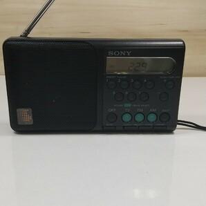 SONY ポータブルラジオICF-M300V