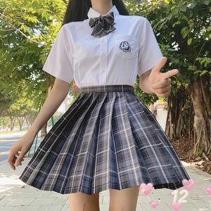 セーラー服 女子高生 制服 コスプレJK ハロウィン スカート 12