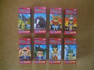 ドラゴンボール コレクタブル Vol.2 全8種 国内正規品 フライパン山編 ワールドコレクタブルフィギュア ワーコレ