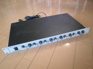 ◆audio-technica◆AT-MX62◆6ch Microphone/Line Mixer◆1Uサイズ◆