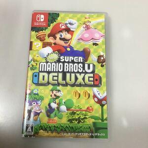Nintendo Switch NewスーパーマリオブラザーズU