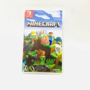 Nintendo Switch マインクラフト Minecraft