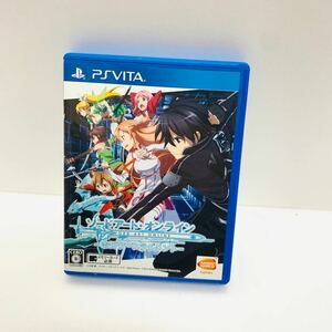 PS Vita ソードアート・オンライン -ホロウ・フラグメント-