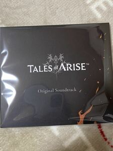 未開封 テイルズオブアライズ サウンドトラック PS4 PS5 オリジナル サントラ プレミアムエディション 限定版 特典 TALES of ARISE