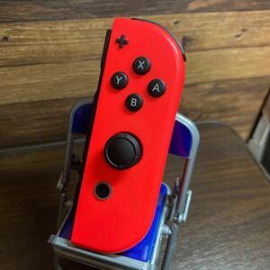 Nintendo Switch ジョイコン R ネオンレッド