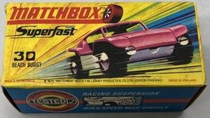 MATCHBOX マッチボックス SF 30