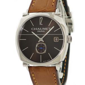 【3年保証】 ショーメ ダンディMM W11271-26F チョコレート 自動巻き メンズ 腕時計