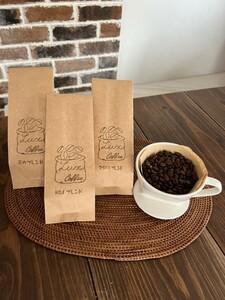 自家焙煎コーヒー豆3種セット