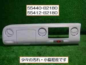 ★4545ダイハツ ミラココア L675S オーディオパネル
