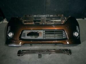 デイズルークス DBA-B21A フロント バンパー 62651-6A06B ハイウェイスターX Gパッケージ