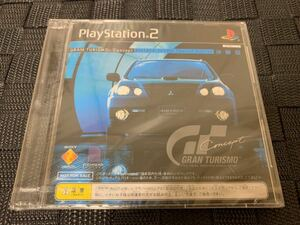 PS2体験版ソフト グランツーリスモ エアトレック 三菱 Gran Turismo Concept AIRTREK PlayStation DEMO DISK SONY PAPX90504 MITSUBISHI
