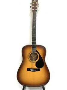 ギター『YAMAHA アコースティックギター FG-300S』ヤマハ アコギ フォークギター ハードケース付き A-261