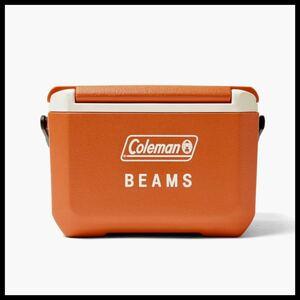 【希少】完売品 Coleman × BEAMS / 別注 テイク6 クーラー ボックス コールマン クーラーボックス