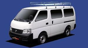 ルーフキャリア TUFREQ キャラバン E25系 標準ルーフ Lシリーズ 法人様のみ送料無料