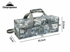 大容量 マルチコンテナボックス ペグ ハンマーケース 工具 収納バッグ