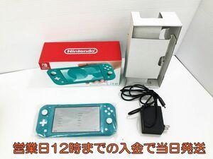 【1円】Nintendo Switch Lite ターコイズ スイッチ 本体 初期化・動作確認済み 任天堂/Nintendo 1A0740-0163yy/F3