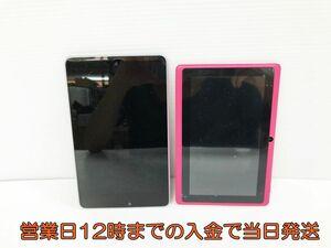 【1円】タブレット 2台 まとめ売り 未検品 nexus YUNTAB 1A0745-040yy/F3