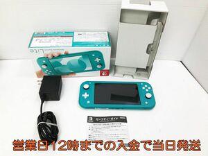 【1円】Nintendo Switch Lite ターコイズ スイッチ 本体 初期化・動作確認済み 任天堂/Nintendo 1A0756-048yy/F3
