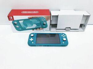 【1円】Nintendo Switch Lite グレー ゲーム機本体 初期化動作確認済み 1A1000-778e/F3