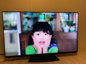 SHARP シャープ AQUOS アクオス 4T-C60CN1 2020年製 4K 60V型 液晶テレビ