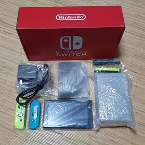 美品 Nintendo Switch 任天堂スイッチ
