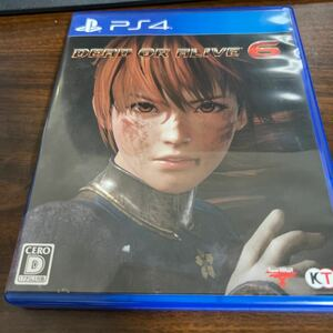 【PS4】 DEAD OR ALIVE 6 [通常版] デッドオアアライブ6