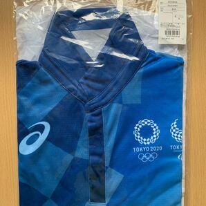 TOKYO2020 オリンピック パラリンピック ボランティア ポロシャツ Sサイズ【未使用】【非売品】