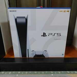 新品未開封 PS5 PlayStation5(CFI-1100A01)+レシート付き